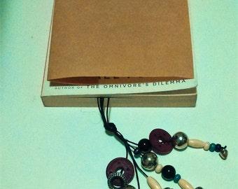 Purple Bookmark