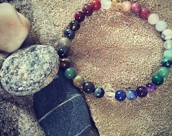 Earth Stone Bracelets