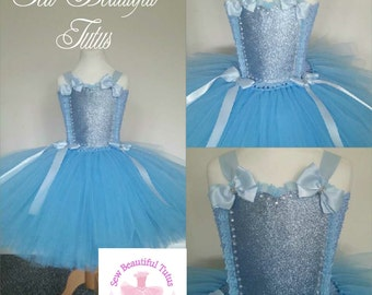 Tutu dress pick your own colour - Fun Party Outfit Fancy Cute Birthday Photo Shoot Tulle