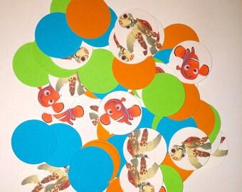 Finding Nemo Confetti