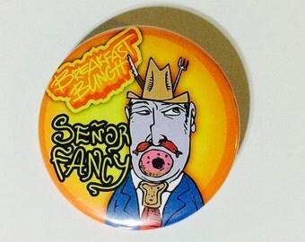 Breakfast Bunch Pin (Senor Fancy)