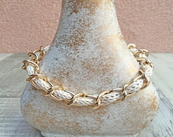 CLEARANCE SALE! Handmade necklace,Handmade accessories, Handmade cord, Braided cord