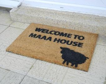 Welcome to Maaa House doormat - 60x40cm - Novelty - Gift