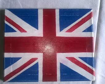 Table Union Jack 2