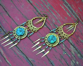 Earrings to ethnic trends