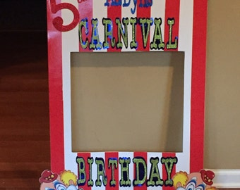 Carnival Photo Prop