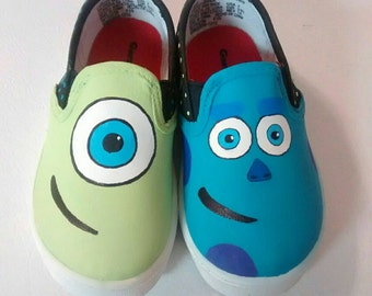 Monster Inc Shoes
