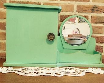 vanity mirror with lights etsy ie. Black Bedroom Furniture Sets. Home Design Ideas