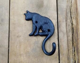Cat Tail Coat Hook