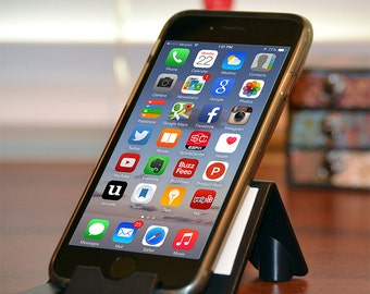 FoneStand A Universal and Affordable Smartphone Stand