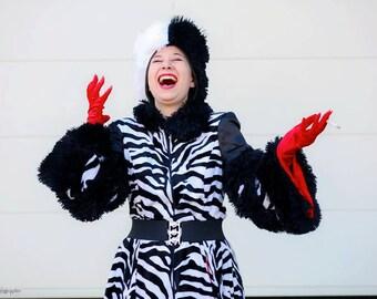 Cruella DeVil - coat