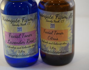 Herbal Facial Toner