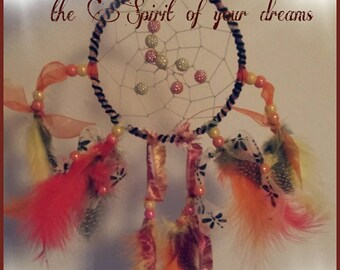DreamCatcher - catches dreams. Made entirely by hand
