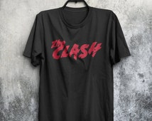 British Punk Rock Legends Clash Inspired Strummer Jones Adults Mens & Women's T-shirt Top Tee Shirt All Sizes And Colours