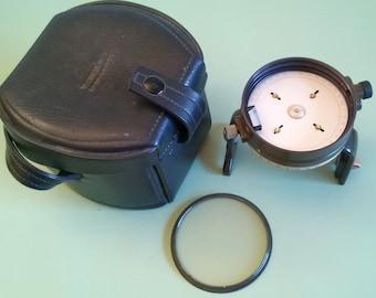 Wild Heerbrugg T2 mod GBK1 Geodedic compass