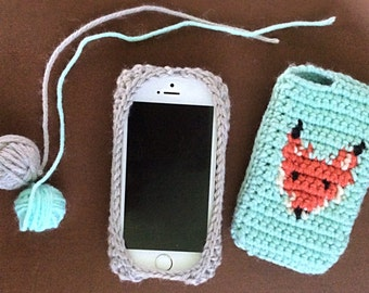 Foxy iphone 5s case cover (FREE SHIPPING)