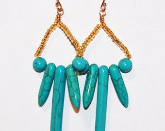 St. Tropez earrings