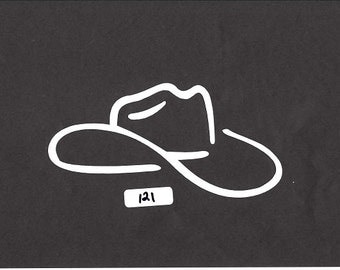 Cowboy Hat - 121