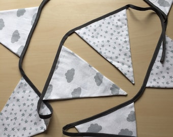 Cotton fabric banners