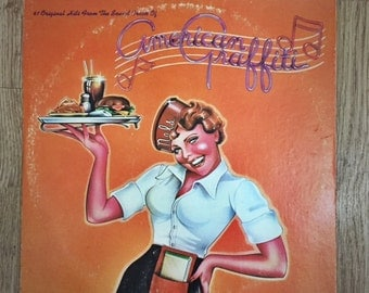 American Graffiti Soundtrack Vinyl