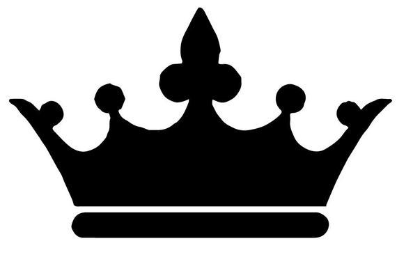 Stencil King Crown: Custom Stencils