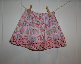 Little Owl Skirt