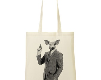 Tote-bag the Gunslingers cocoons