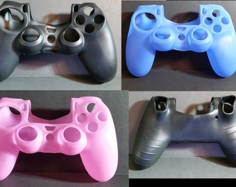 Playstation 4 Silicone Controller Soft Case Protection MOD PS4 USA Seller! Free SHIPPING