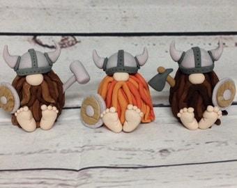 Viking / Medievil Cake Toppers