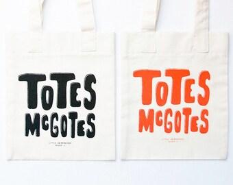 Totes McGotes, Kids Tote bag, Toy/Book bag