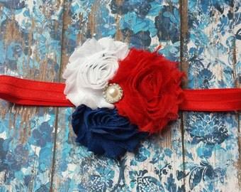 4th of July Headband: Choose style