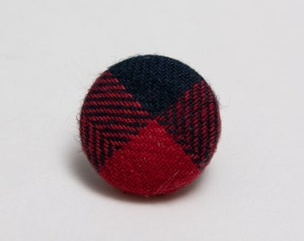 Lapel button, Fabric Covered Button, Mens Lapel Pin, Wedding Lapel Pin, suit boutonniere, Suit accessory, wedding accessory
