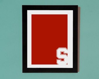 Stanford Cardinal Picture Frame Mat