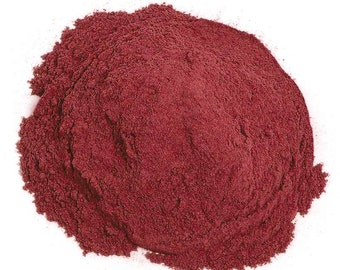 Beet Root Powder Certified Organic - Organic Natural Soap Colorant, Soapmaking Ingredient, Natural Lip Balm Colorant, Soap Dye