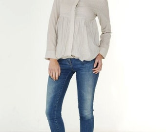 Lulu Shirt - Grey
