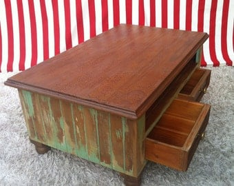 Shabby Chick Coffee Table