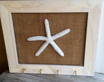 Starfish Key Holder
