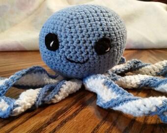 Stuffed Octopus Toy