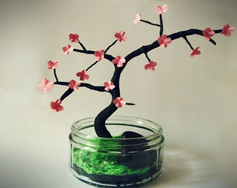 Artificial Bonsai Tree, Ideal for home decoration