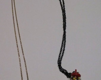 Gum ball & treasure chest (necklaces)