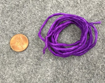 Hand-Dyed Silk 2mm Cord #2