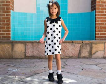 Dolly Dots Junior Dress