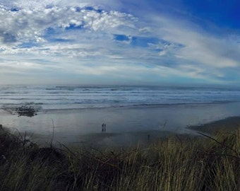 Oregon Coast panoramic II