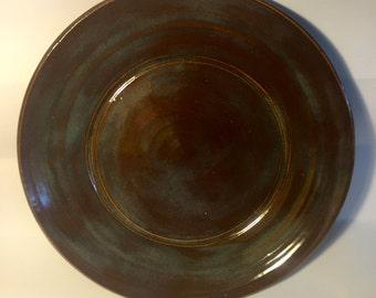 Large ceramic plate