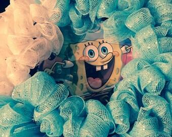 Sponge Bob wreath