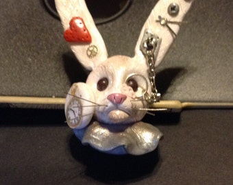 March hare pendent