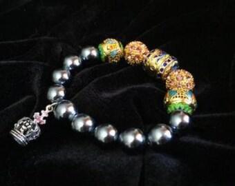 Skazka stretchable bracelet #1325