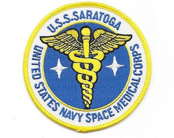 Space Above and Beyond TV Series Medical Corps Patch