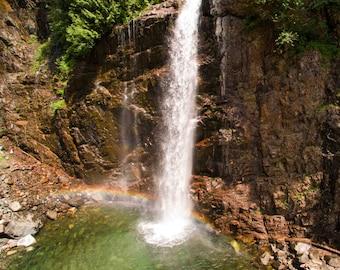 Franklin Falls (Canvas)