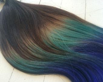custom hair extenions (RESERVED)